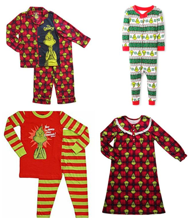 Snoopy Christmas Pajamas