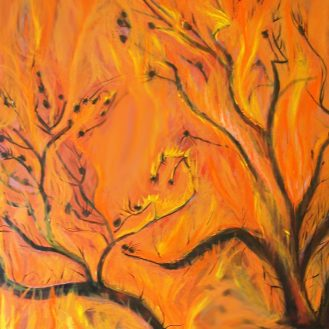 Wildfire by Kendrea Rhodes