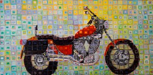©2006 Kendrea Rhodes all rights reserved ORANGE CRUISER www.kendreart.com