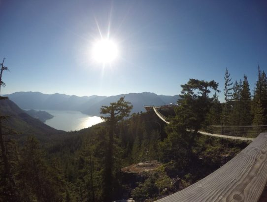 Sea to Sky Summit Hike - BC Canada Hikes