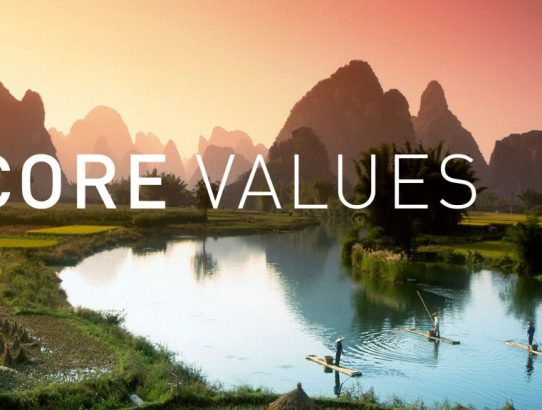 Motivation Monday 6 - Core Values