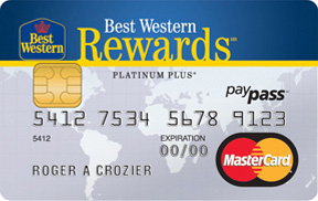 Best Western, Earn 40,000 Best Western Points + No Annual Fee – Rare Promotion!