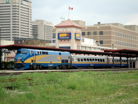 VIA Rail Black Friday Sale