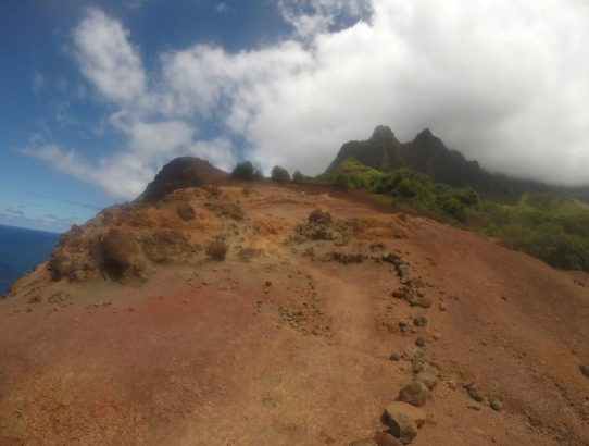 Hiking the Kalalau Trail - Day 4: Stormy Hike