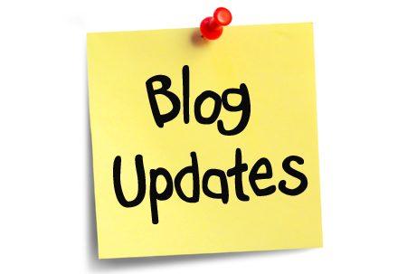 Blog Update February 28, 2016