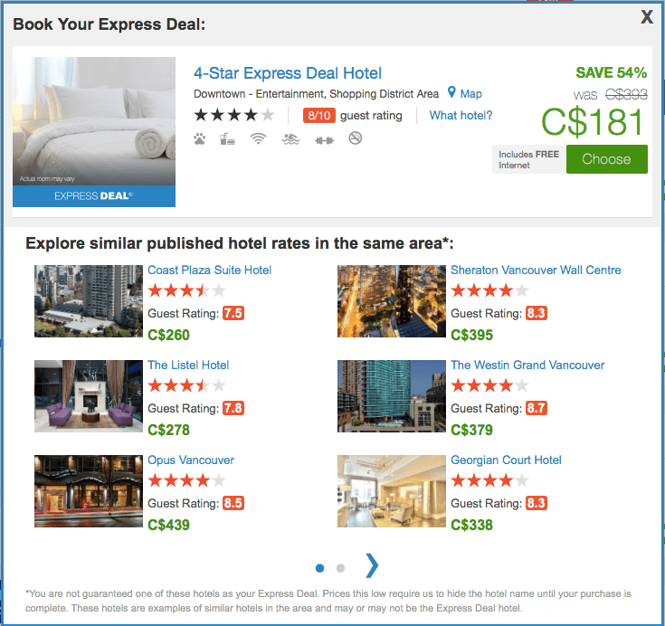 how to write a hotel review on priceline