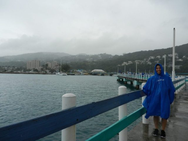 Rain in Jamaica