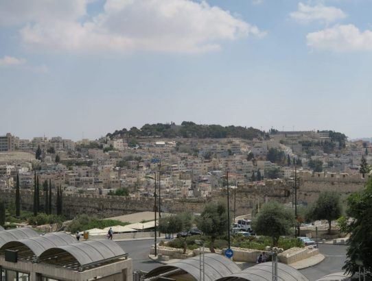 Travel to the Old City of Jerusalem and Bethlehem in One Day