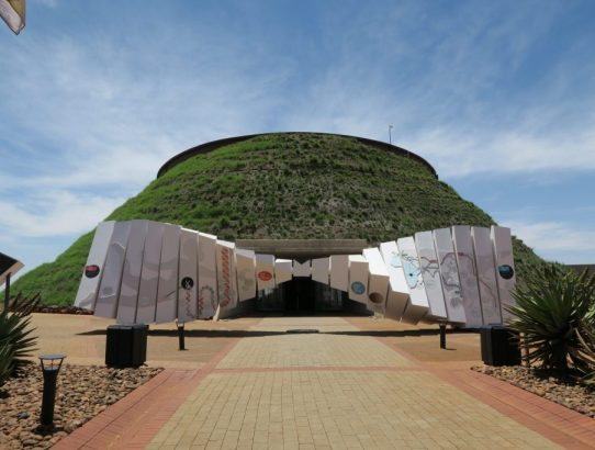 The Cradle of Humankind - South Africa's Gift to Science Nerds
