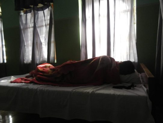 I Thought I Was Going to Die from Food Poisoning in Myanmar