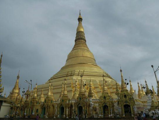 Shwedagon Pagoda and My Experience Exploring Yangon Myanmar