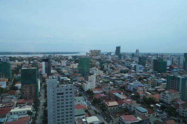 Cambodia Spending