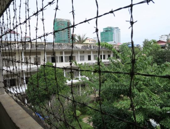 Tuol Sleng Genocide Museum - A Frightening Look Into Cambodia's Past