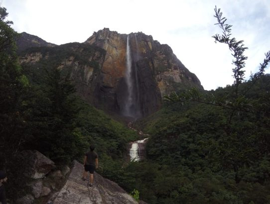 Angel Falls - Journey to the World's Highest Waterfalls (2017)