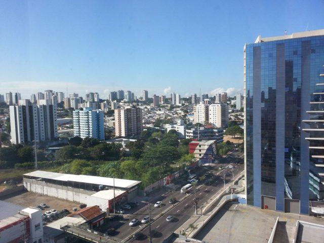 Brazil-Venezuela border