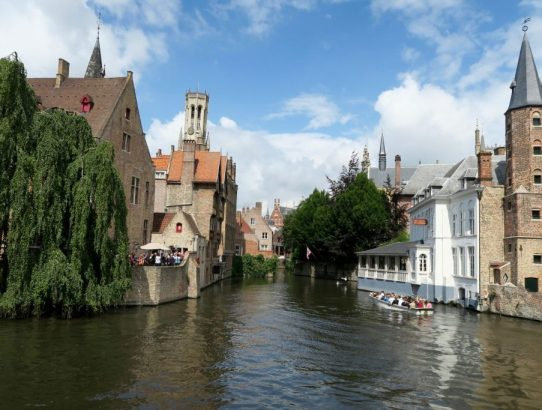 12 Pictures from Bruges Belgium City Walking Tour