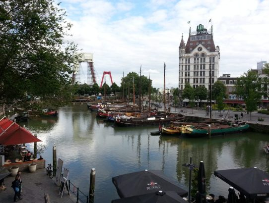 The Netherlands - 3 Cities, 3 Friends, 3 Generations Part 1: Rotterdam
