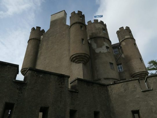 Exploring Northern Scotland - Ballater, Braemar Castle, and Muir of Dinnet