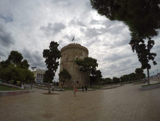My Journey From Sofia, Bulgaria to Thessaloniki, Greece