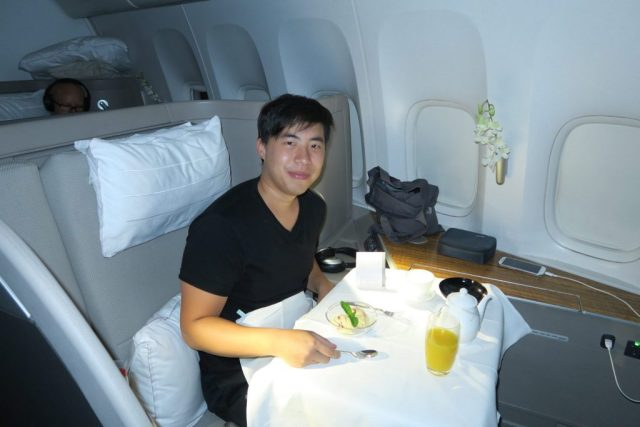 Cathay Pacific First Class, My First Time Taking a Cathay Pacific First Class Flight for $362.88 CAD