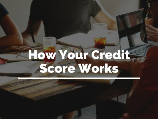 How Your Credit Score Works In Canada