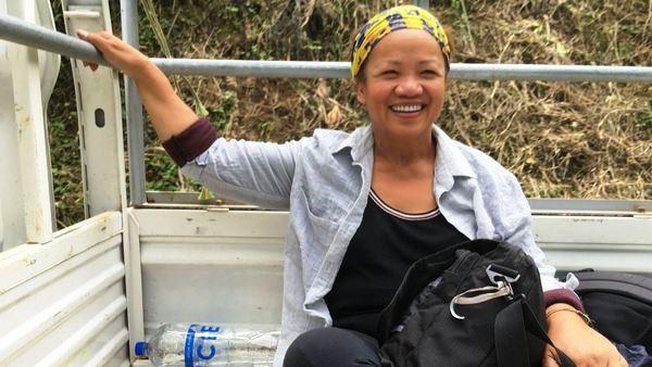 angela ola-o, Meetup – How Angela Ola-o One Year Solo Travelled in South/Central America
