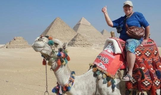 Meetup – How To Travel To Egypt By Gloria Jackson