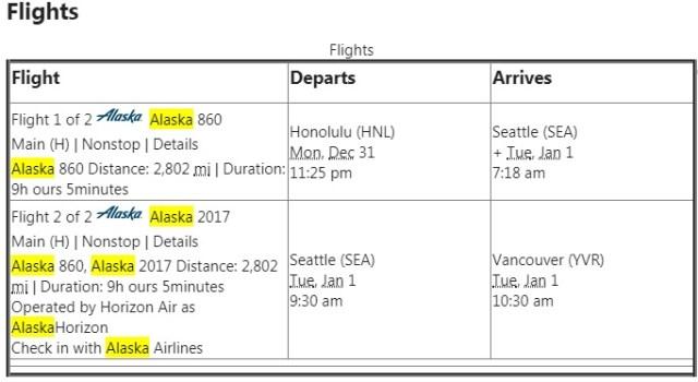 booking my first aeroplan mini-rtw