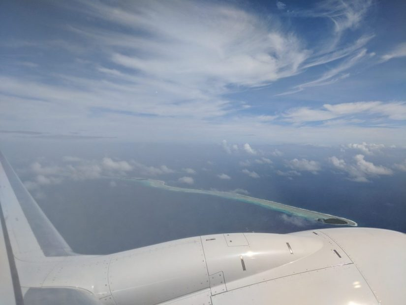 United Island Hopper, My Experience Flying In The United Island Hopper From Start To Finish