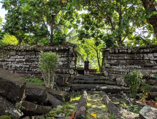 My Experience Exploring The Ancient Ruins Of Nan Madol In Micronesia