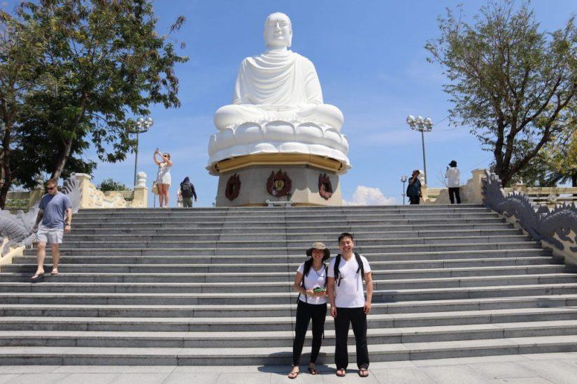 Ponagar Tower, Do It Yourself Nha Trang Vietnam City Tour – Ponagar Tower, Long Son Pagoda