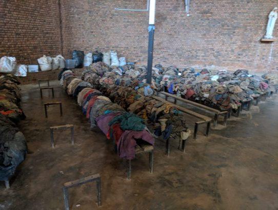 Visiting the Kigali, Ntarama, and Nyamata Genocide Memorial in Rwanda