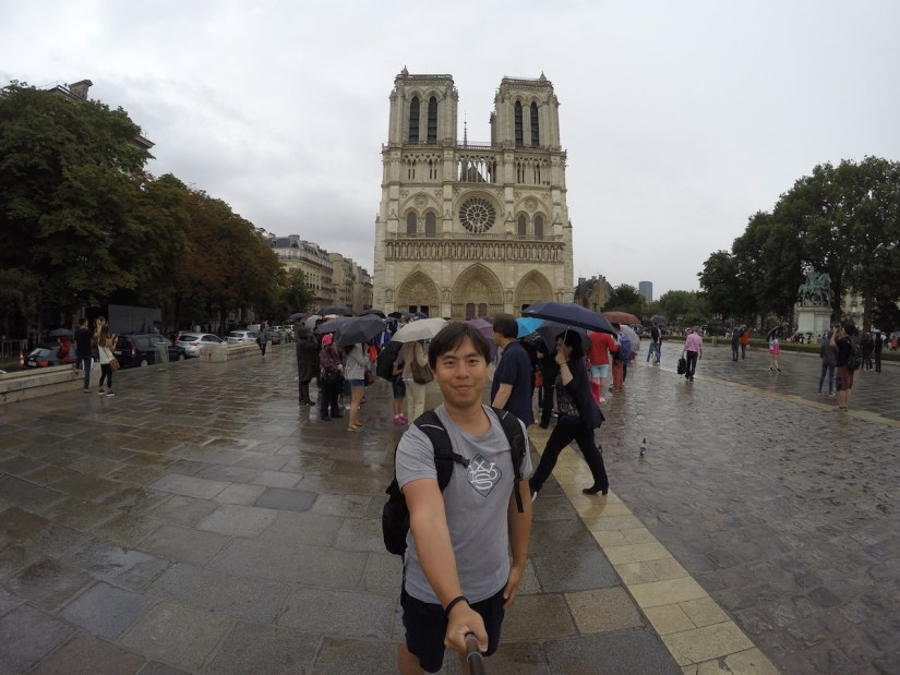France, France – Country #46 In My Mission to Visit All Countries in the World