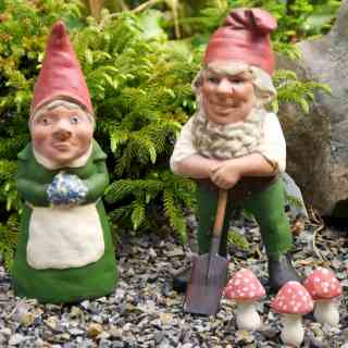 There's No Place like Gnome with Chuck Sambuchino