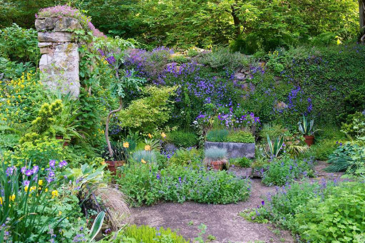 Superb And An Award Winning Horticulturist (his Garden Is Award Winning, As Well).  We Talk About The Different Areas Of His Garden, For Example: The Vegetable  ...