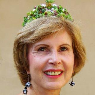 The Queen Succulents, Deborah Lee Baldwin