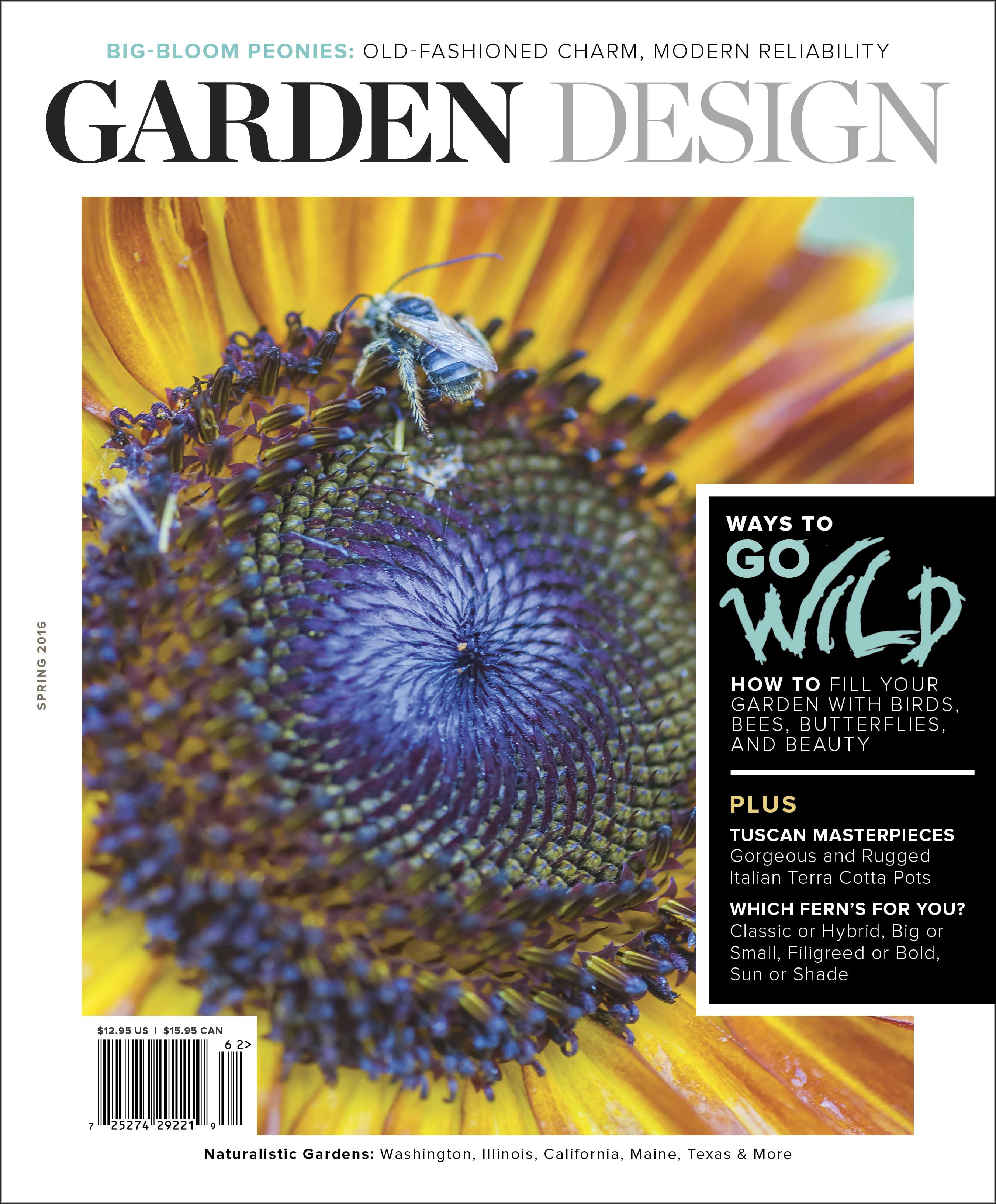 Garden Design Magazine with Thadd Orr