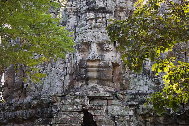 angkor thom (west gate) 010
