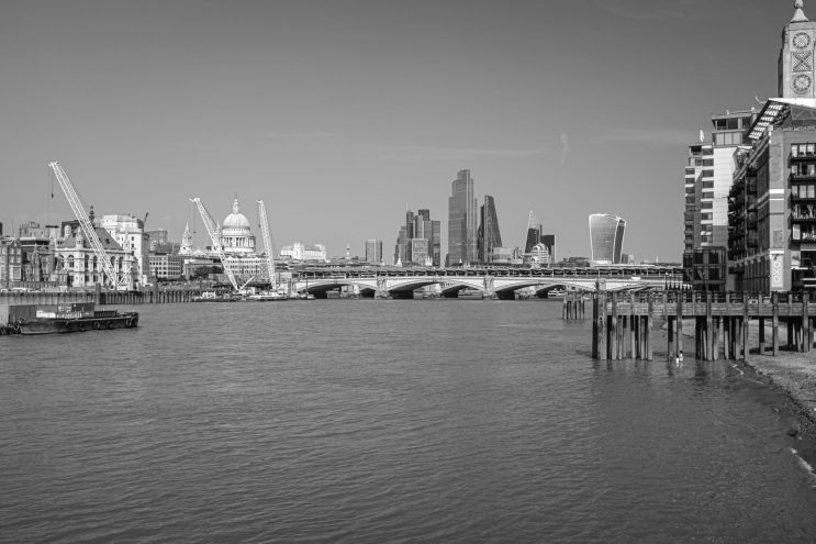 london heatwave