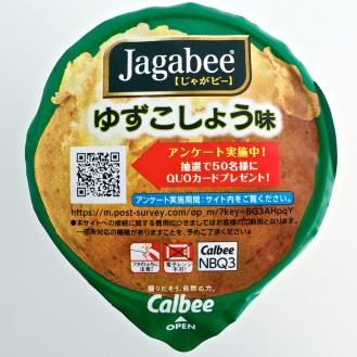 yuzu (japanese citrus) and japanese pepper flavour potato sticks (yuzukoshyou)