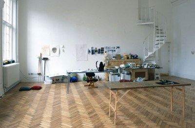 about artist's residencies