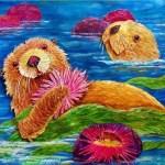 Kenfortes_Otter 3D Art