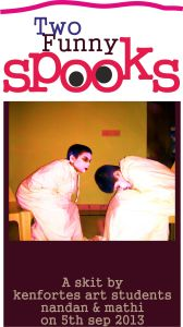 Kenfortes art and drama JP Nagar