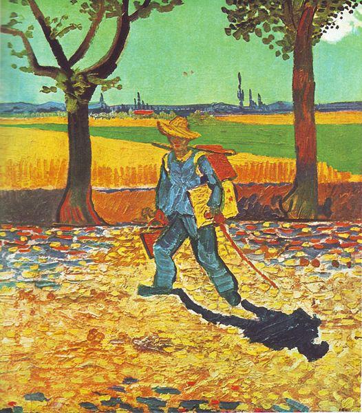 Vincent Van Gogh kenfortes art class