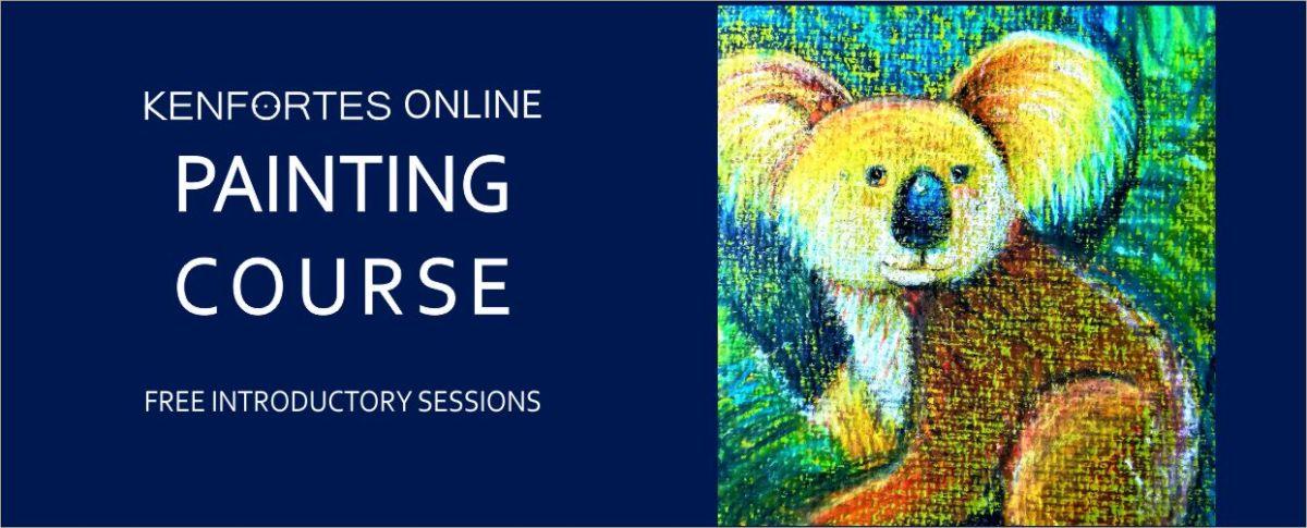 KENFORTES ONLINE fine arts classes