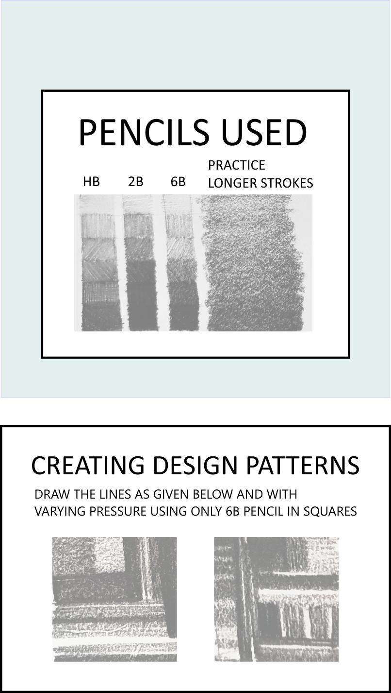 ONLINE ARTS CLASSES PENCIL SHADING BASICS 1