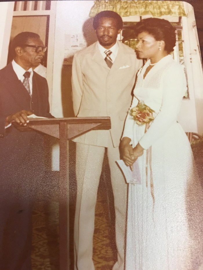 Getting Married in 1982