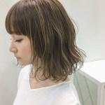 【2017秋向け人気カラー】カーキとハイライトの組み合わせがオススメ
