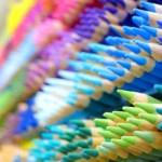 色鉛筆の名前つけにはテプラの上からセロハンテープ必須?保育園・新年度への準備がキツイ