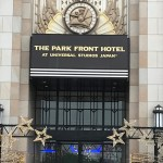 子連れ旅行記〈USJ〉②ホテルに到着後、ユニバーサル・シティウォークで夕食
